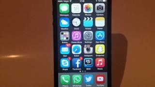 iOS 8.1.1 Beta 1 - iPhone 5 Speed Test