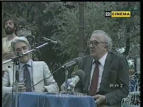 Federico Fellini - [DOC] Felliniana - Capitolo 2(9) - Quel Treno Per Roma (Rai Sat Cinema)