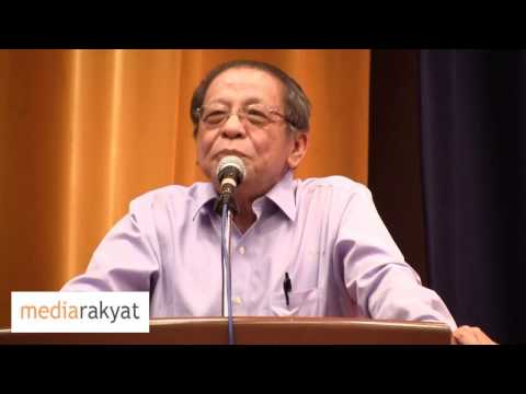 Lim Kit Siang: It's Time For Moderates In Malaysia To Make A