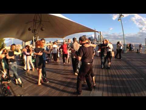 TANGO DANCING IN NYC