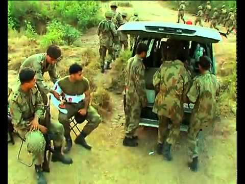 Pak Army Training video