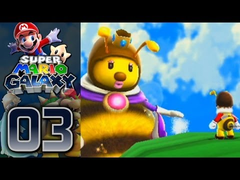 Super Mario Galaxy: Part 3 - Bug Problems