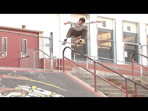 "Rough Cut: Austyn Gillette's ""HUF 002"" Part"