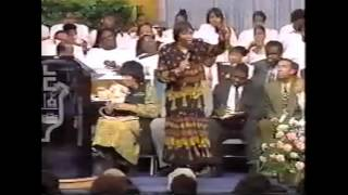 Dr. Barbara M. Amos - Wear Jesus Out (Part 2 of 3)