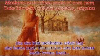 Lirik Lagu Kokia - Arigatou (Romaji - Bahasa Indonesia)