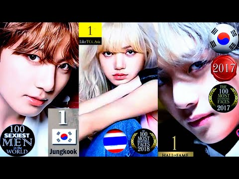 Download Lagu  BTS × BLACKPINK : Most Beautiful & Handsome Ranking Mp3 Free