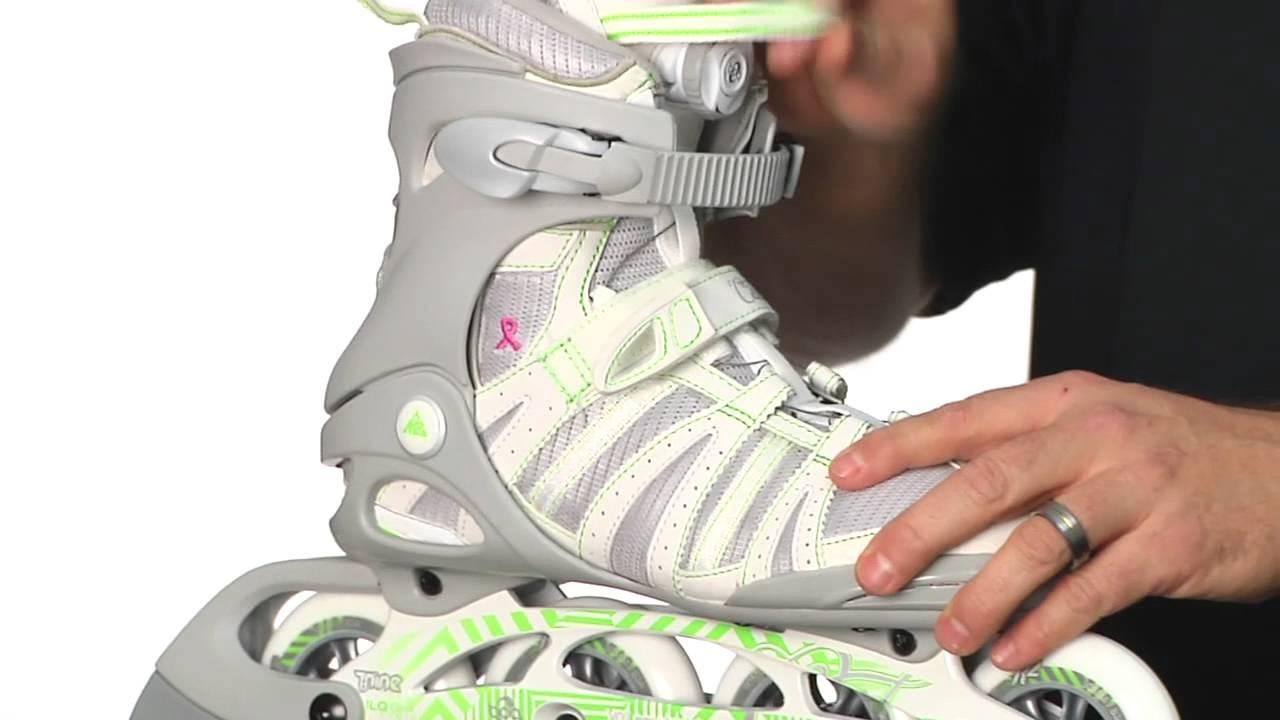 Inline Skates For Women k2 k2 Celena 90 Boa Inline Skates
