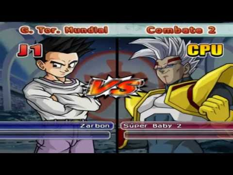 Dragon Ball Z Budokai Tenkaichi 3 - World Tournament Goten GT
