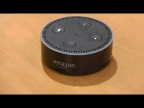 Amazon Alexa a witness to a double murder?
