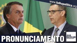 AO VIVO: COLETIVA DE IMPRENSA DO GOVERNO BOLSONARO: BNDES, SERGIO MORO, PAULO GUEDES, EDUARDO