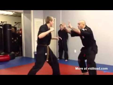 Oppa Gangnam Style Self-Defense