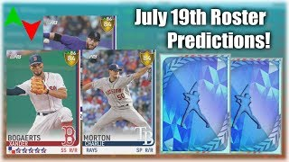 July 19th Roster Update Predictions! Big New Diamonds To Make Stubs! MLB The Show 19 Diamond Dynasty