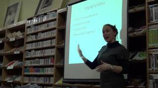 American in Ukraine: Teaching English to Young Learners: Listening & Speaking, part-1