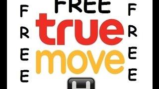 Free Internet Truemoveh - Thailand Card | 2016