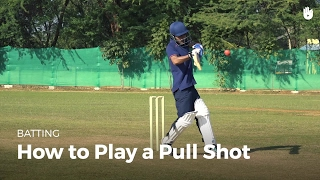 How to Play a Pull Shot | Cricket