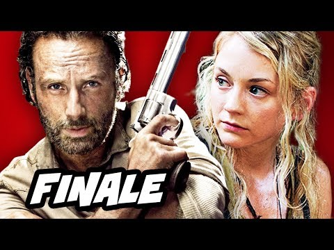 The Walking Dead Season 4 Finale Predictions