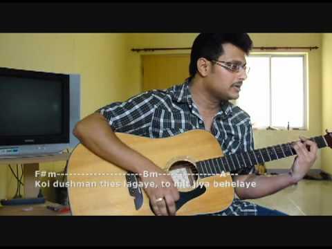 Chingari Koi Bhadke [Chords n Tabs]