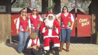 Santa Claus is coming to Bryan-College Station!