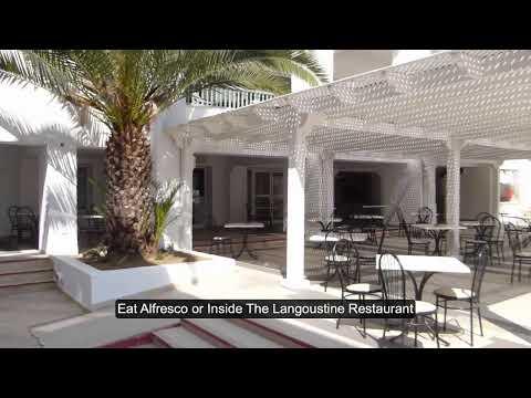 Hotel El Mouradi Club Kantaoui Tunisia Video Review