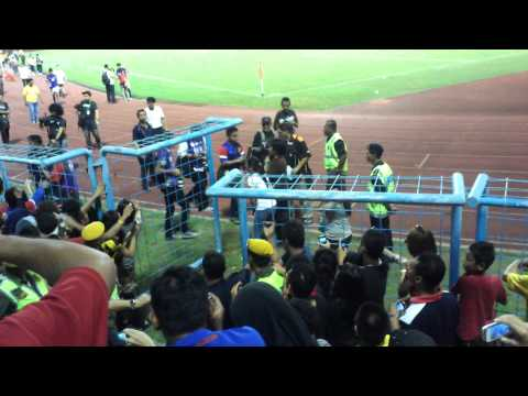 Video Blog 1: Malaysia vs Sabah (friendly post match)
