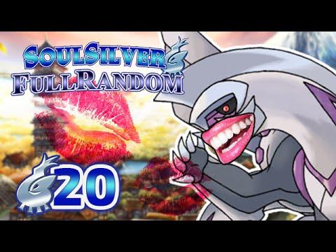 Pokémon Argent Soulsilver #20 Fullrandom - Chansons, Palkia & Kiss ! video