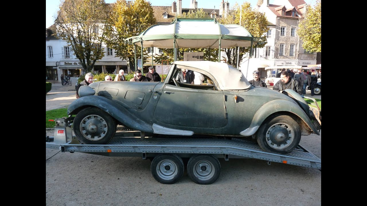 Classic French Cars Photos