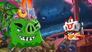 Max Boss Lv KRAKEN COLOSSUS - Angry Birds Epic