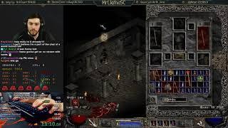 Diablo 2 - WORLD RECORD ANY% SORCERESS (Normal)