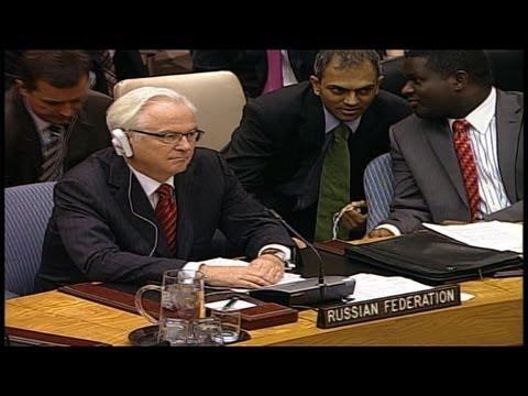 Russia, China veto UN resolution on Syria
