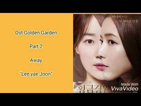 """Download  Ost Golden Garden Away """"Lee yae joon"""" Gratis, download lagu terbaru"""