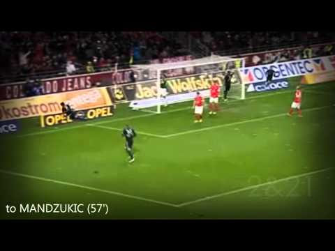 Philipp Lahm's 11 Assists - Bundesliga 12/13 [HD]
