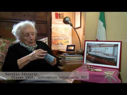 Memoria raccontata. Sorella Cibrario, crocerossina durante la guerra