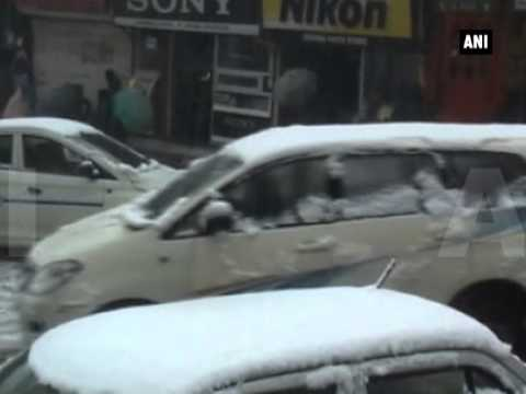 Weather department predicts heavy snowfall in Himachal Pradesh