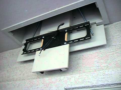 Ceiling Mount Tv Images