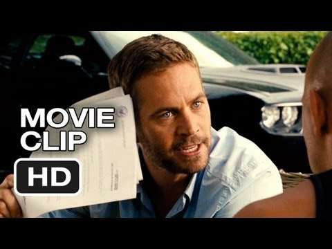 Fast & Furious 6 Movie Clip - We're Family (2013) - Vin Diesel Movie HD