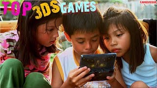 TOP 75 Nintendo 3DS of All Time...❤   THE BEST GAMES!!
