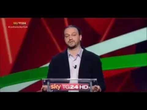 Emilia Romagna - Alan Fabbri confronto con candidati
