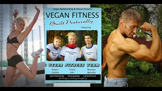 Vegan Fitness - Built Naturally