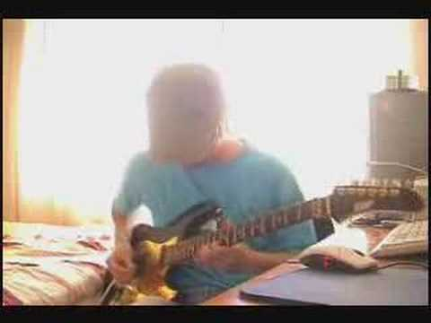 Electric Guitar Canon Rock in D Major Video Download