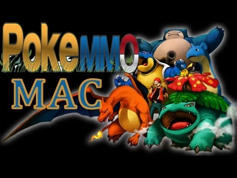 How to install PokeMMO for MAC OS X [FAST INSTALL]