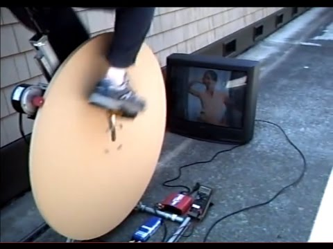 Pedal Powered Television