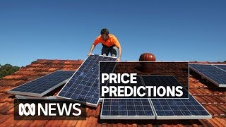 Power prices forecast to fall in next three years | ABC News