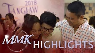 MMK: CJ gives thanks to his very proud parents