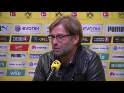 Jürgen Klopp: Das erwarte ich von Ilkay Gündogan und Marco Reus | 1. FC Köln - Borussia Dortmund