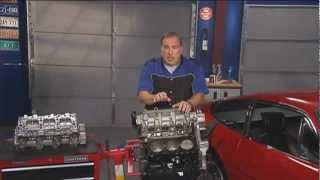 Broken Timing Belt damages some Engines without Piston to Valve Interference