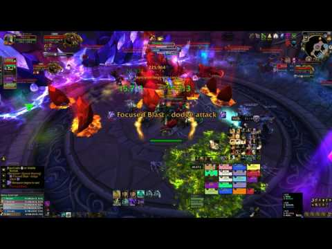 Brothers in arms vs Skorpyron mythic first kill