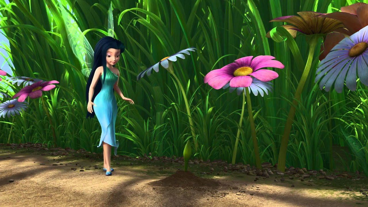 Disney Fairies Short Rosetta S Garden Lesson 2 Youtube