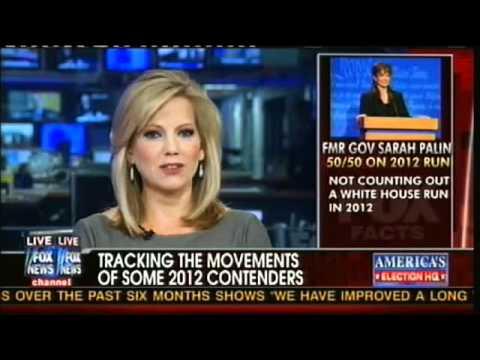 FOX News Report Using Tina Fey Photo As Sarah Palin