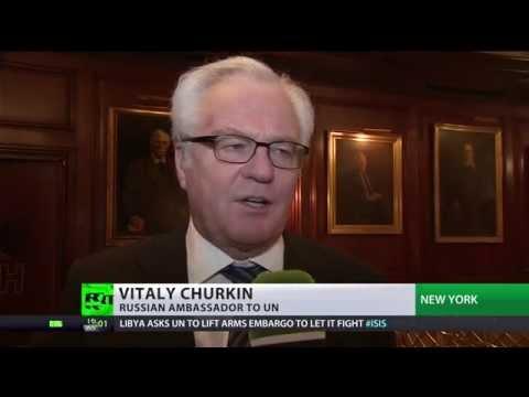Poroshenko's Minsk retraction, call for EU mission 'disturbing' - Russian UN Envoy