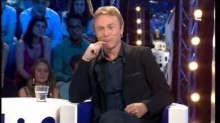 Clash : Christophe Hondelatte quitte le plateau - On n'est pas couché 24 septembre 2011 #ONPC